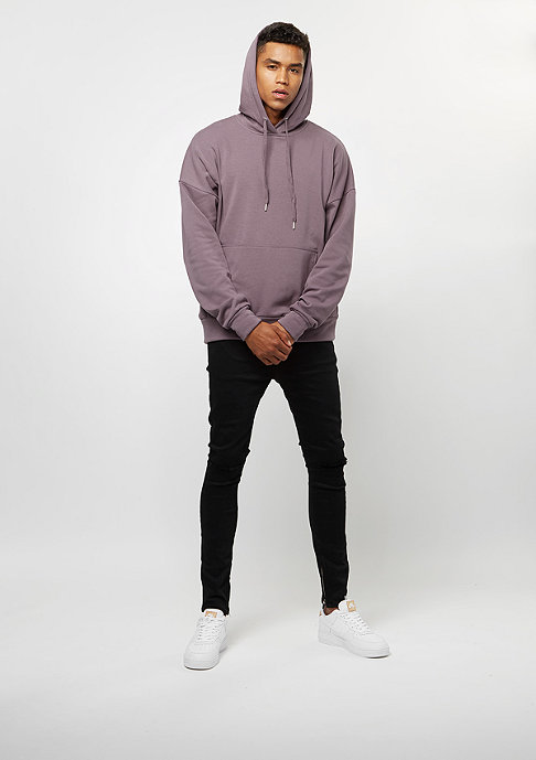 Sixth June Classic Oversize With Dropped Shoulders dark purple
