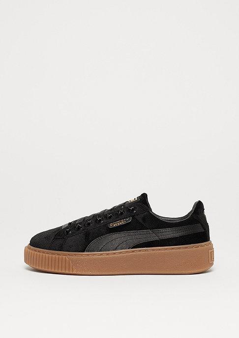 Puma Basket Platform black-gum