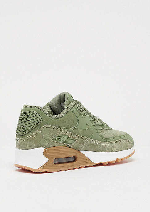 NIKE Wmns Air Max 90 oil green/oil green-gum light brown