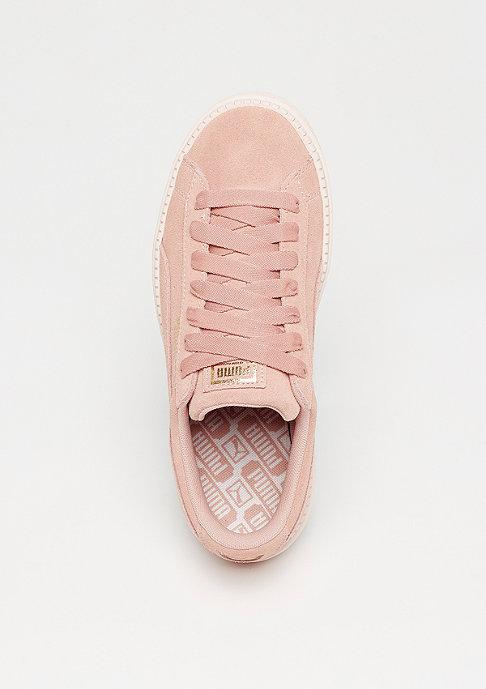 Puma Suede Platform Trace peach beige-pearl