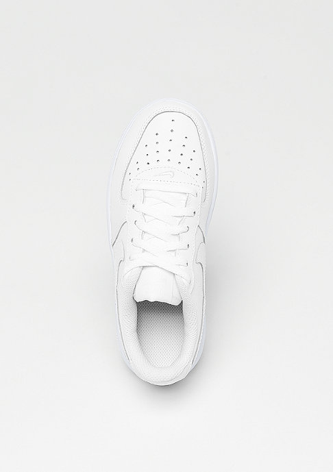 NIKE Air Force 1 (PS) white/white-white