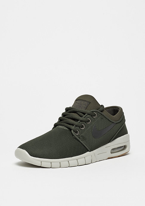NIKE SB Stefan Janoski Max (GS) sequoia/black gum med brown-light bone