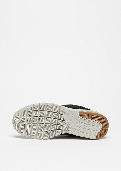 NIKE SB Stefan Janoski sequoia/black gum med brown-light bone
