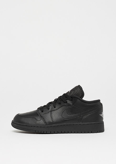 JORDAN Air Jordan 1 Low (BG) black/white-black