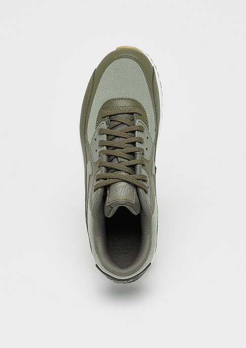 NIKE Wmns Air Max 90 medium olive/dark stucco-sequoia