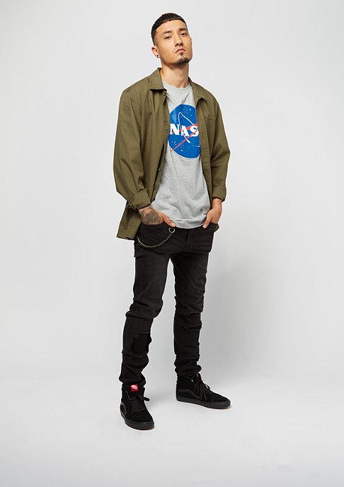 Mister Tee NASA heather grey