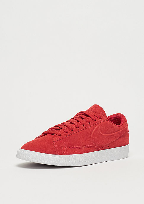 NIKE Wmns Blazer Low LE speed red/speed red-white