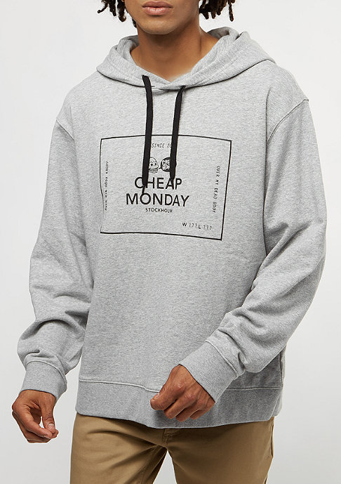 Cheap Monday Box Logo grey melange