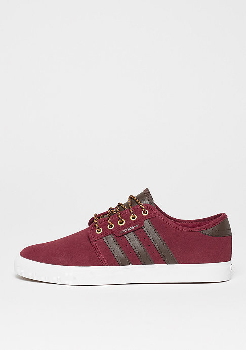 adidas Skateboarding Seeley collegiate burgundy/brown/ftwr white