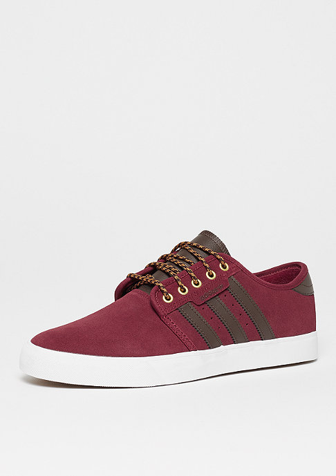 adidas Skateboarding Seeley collegiate burgundy/brown/ftwr white