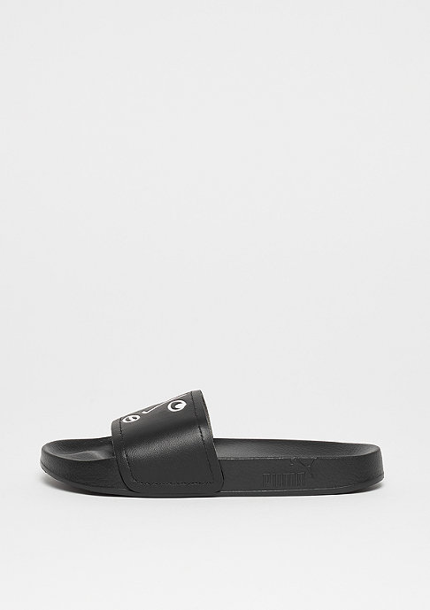 Puma Leadcat Slides black-white