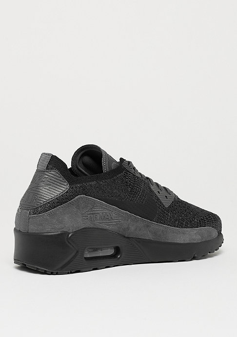 NIKE Air Max 90 Ultra 2.0 Flyknit thunder grey/black/ dark grey