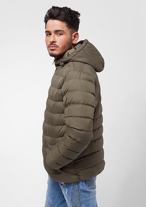 Urban Classics Basic Bubble Jacket army green