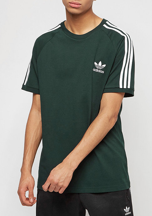adidas 3-Stripes green night