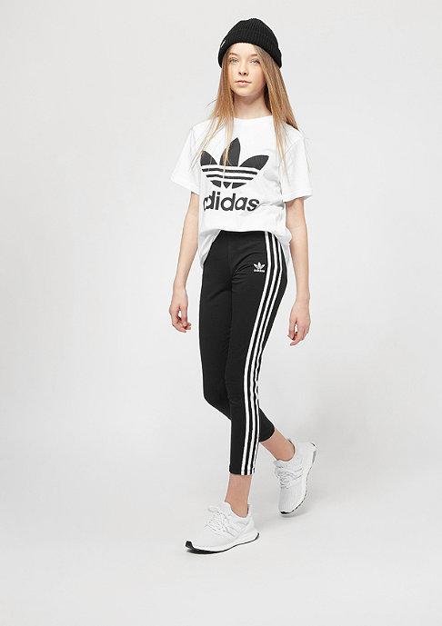 adidas Junior Trefoil white/black