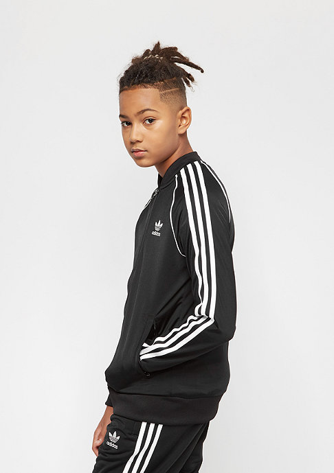 adidas Junior SST Top black