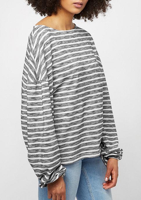 Urban Classics Oversize Stripe black/white