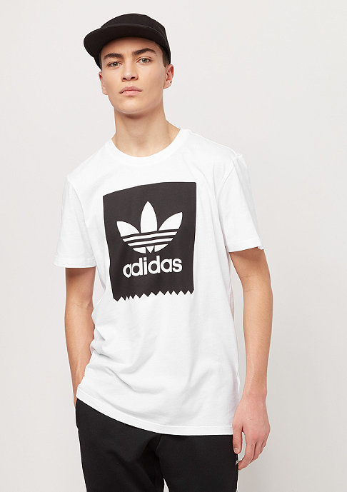 adidas Solid white/black