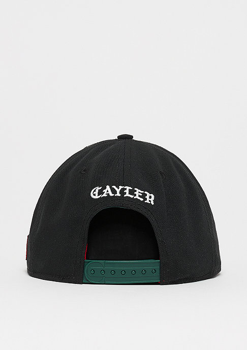 Cayler & Sons WL Serpent black/green