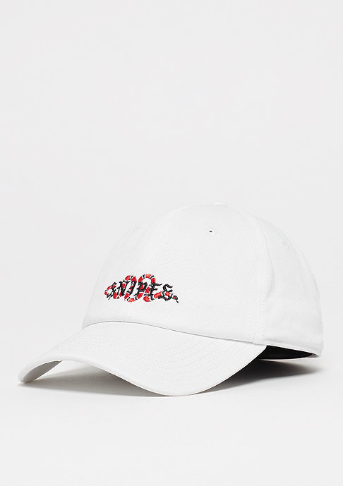 Cayler & Sons WL Serpent Curved white/red
