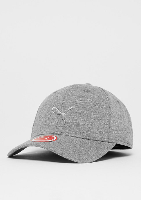 Puma Stretchfit BB Cat medium gray heather