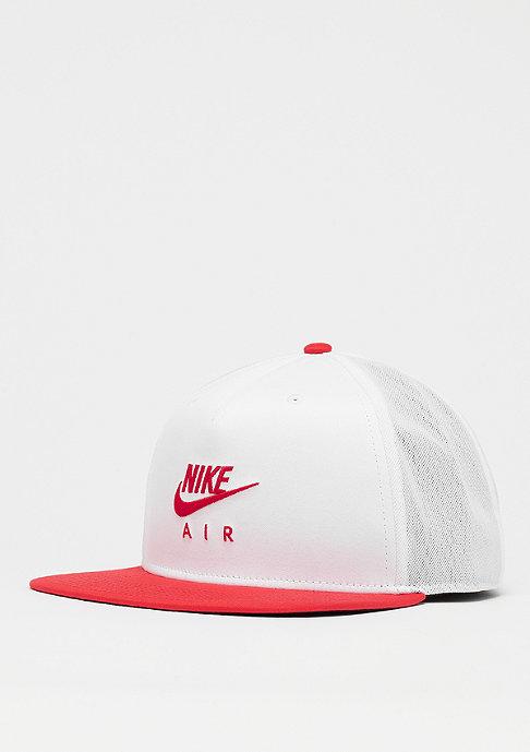 NIKE NSW Pro Air white/university red/university red