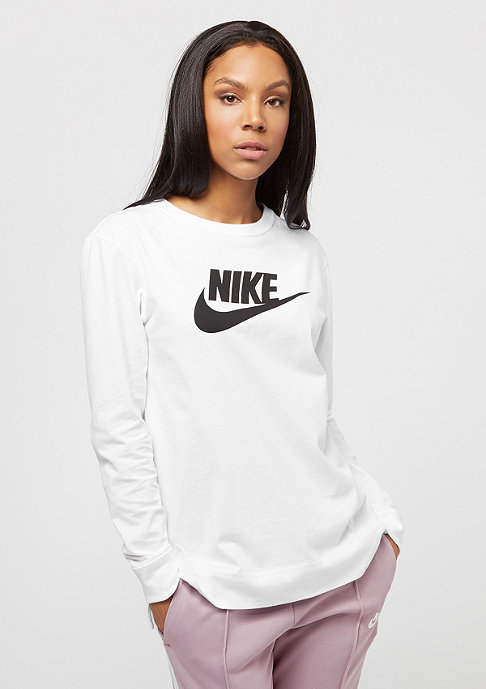 NIKE HBR white/black