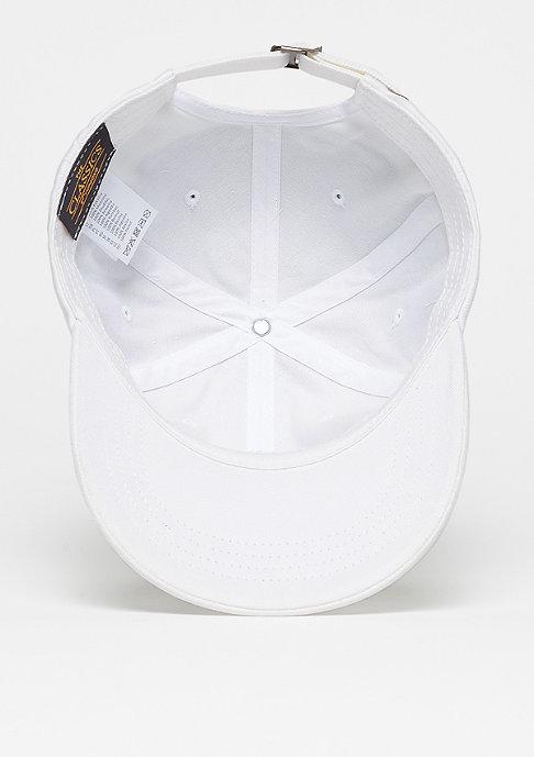 Mister Tee NASA Dad Cap white