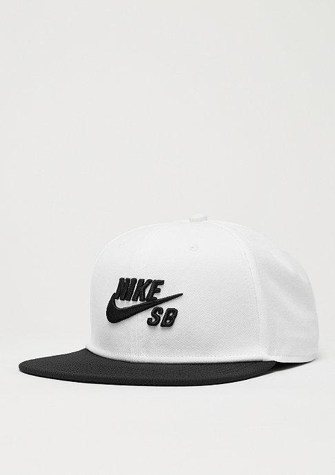 NIKE SB NK Cap Pro white/black/black/black