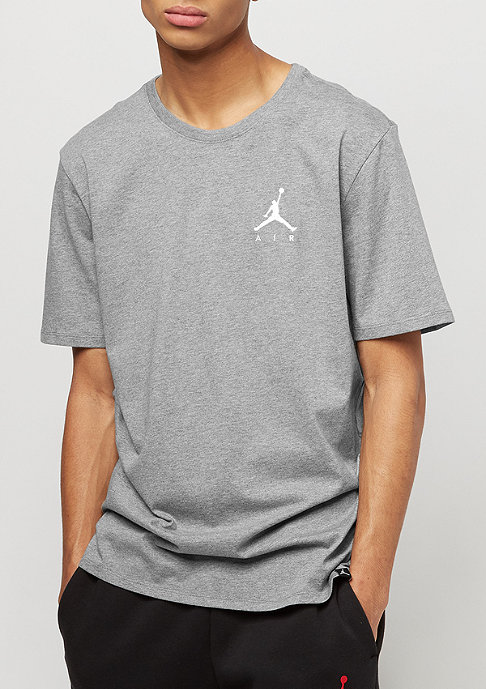 JORDAN Jumpman Air Embrd carbon heather/white