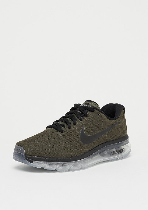 NIKE Running Air Max 2017 (GS) cargo khaki/black