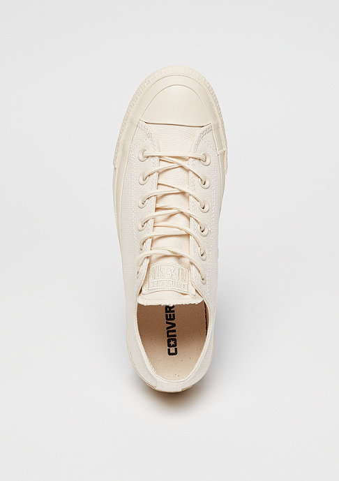 Converse Chuck Taylor All Star Lift Ripple OX Natural/Natural/Natural