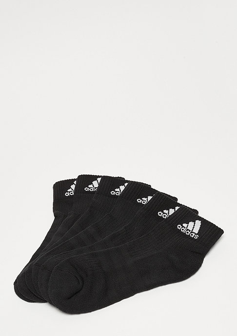 adidas 3S PER AN HC 3P black/black/white