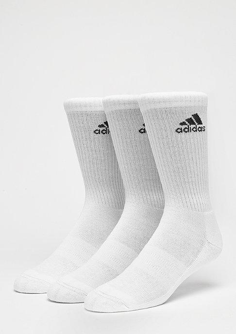 adidas 3S PER CR HC 39 white/white/black