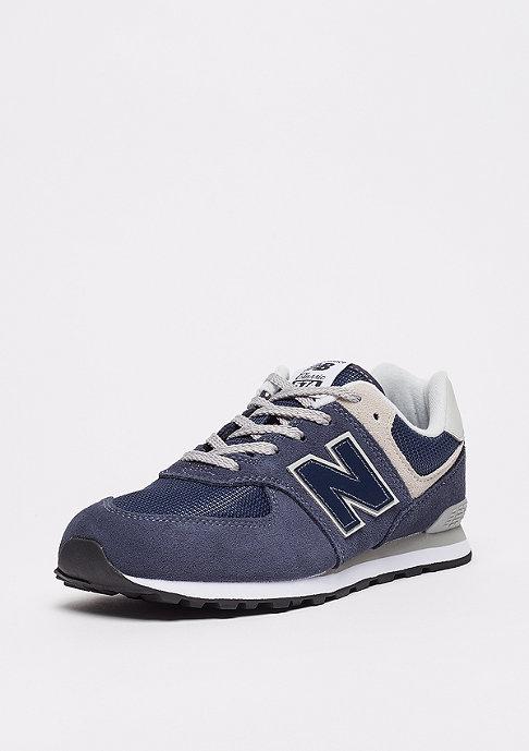New Balance GC574GV navy