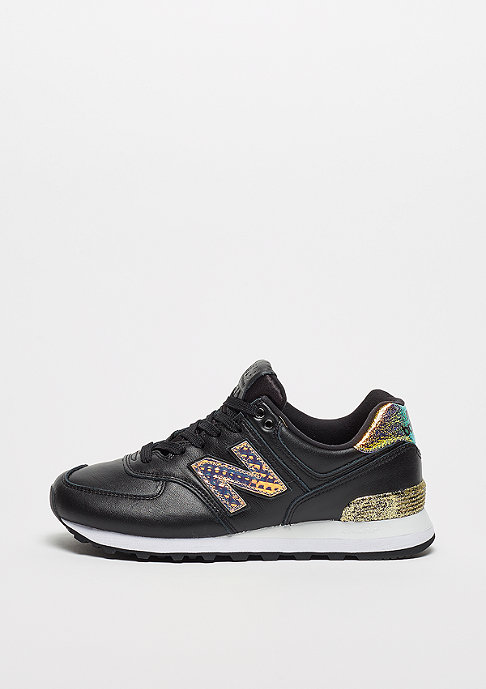 New Balance WL574NRH black