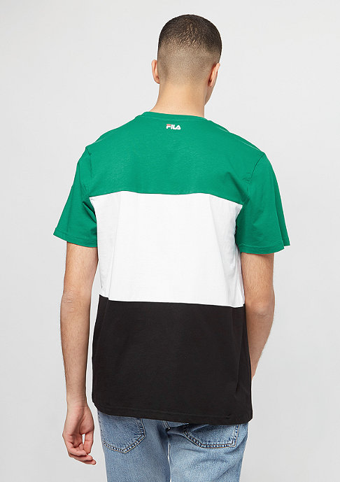 Fila Urban Line Tee Day Black/Bright White/Shady Glade