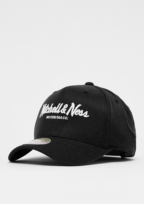 Mitchell & Ness Pinscript 110 black