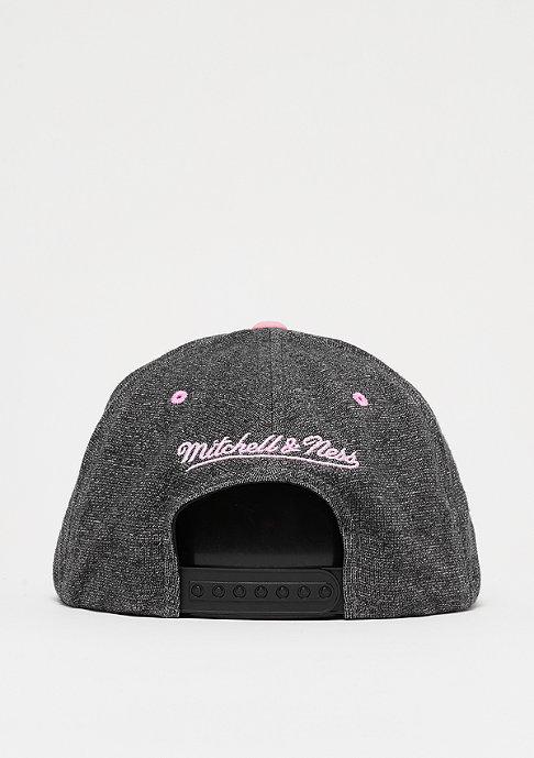 Mitchell & Ness Melange Jersey grey/pink