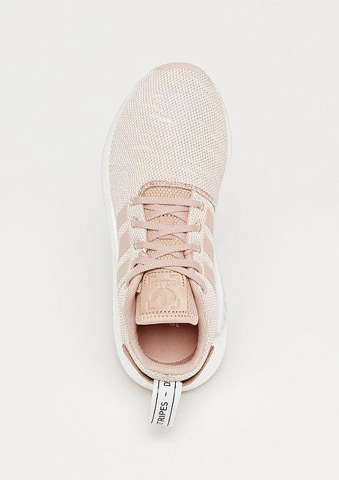 adidas NMD R2 ash pearl/ash pearl/crystal white