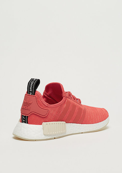 adidas NMD R1 trace scarlet/trace scarlet/white