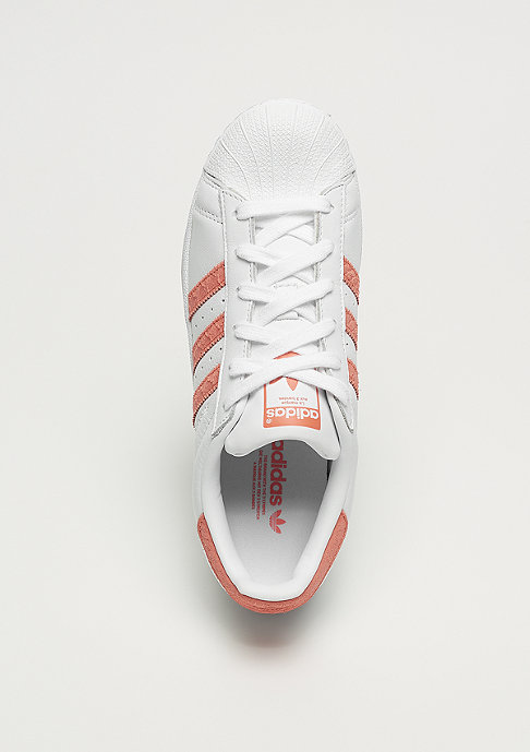 adidas Superstar W white/chalk coral/off white