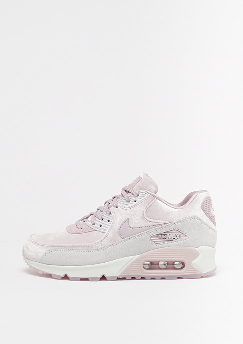 NIKE Wmns Air Max 90 LX particle rose/particle rose-vast grey