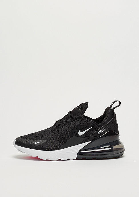 nike air max 270 gs black white anthracite bei snipes. Black Bedroom Furniture Sets. Home Design Ideas
