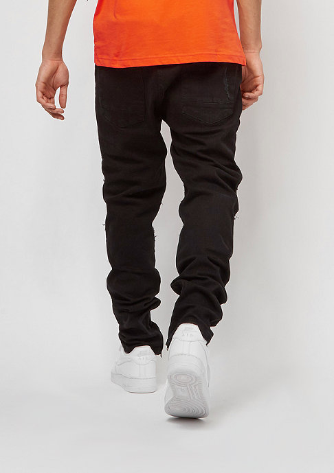 Cayler & Sons ALLDD Inverted Biker Ian Denim Pants black