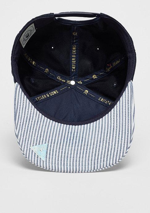 Cayler & Sons CL Pinned navy/light blue