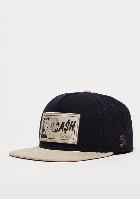 Cayler & Sons CL Cash Only navy/sand