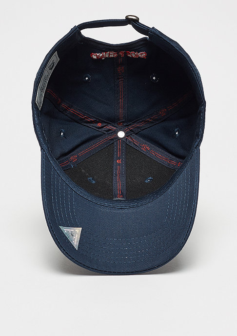 Cayler & Sons WL Biggenstein Curved Cap navy/mc