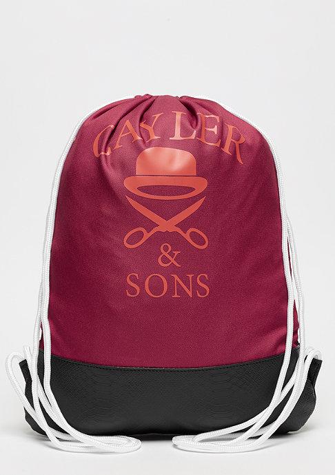 Cayler & Sons WL Drop Out maroon/black