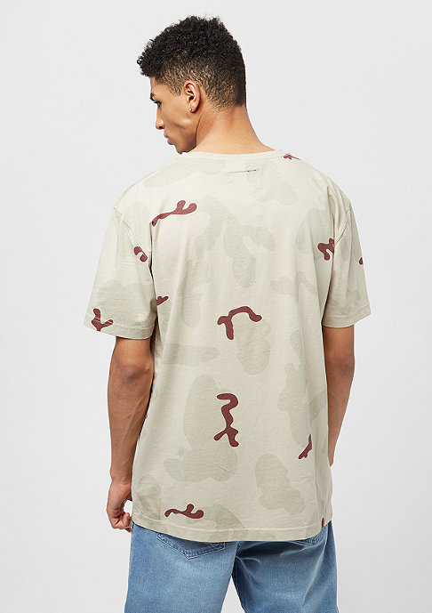 Cayler & Sons BL Rebel Youth Tee desert camo/black